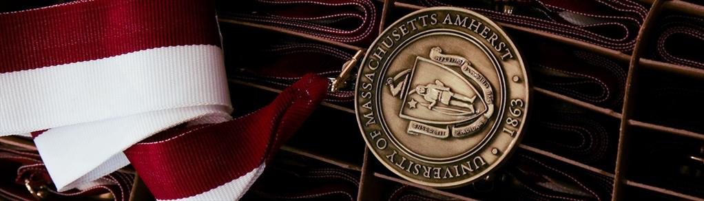 UMass medallion
